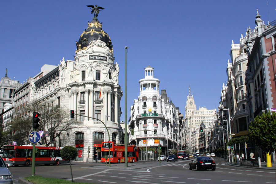 Gran Via Madridfacts