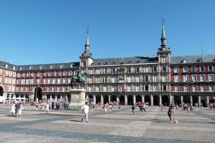 Plaza Mayor Madridfacts